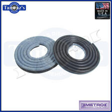 62-66 Mopar A B Body Door Weatherstrip Seals 2 Door Metallic Blue LM23GBLU Metro