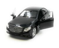 Model Car Mercedes Benz E400 E-Class Limousine Black Car 1:3 4-39 (Licensed)
