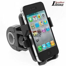 360° Universal Bike Cycle Cycling MTB Mount Holder Bracket For Mobile Phone GPS
