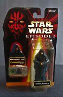 1998 Hasbro Star Wars ep1 The Phantom Menace Darth Sidious Collection 2 New
