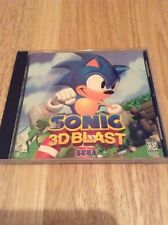 Sonic 3D Blast Pc Computer Game