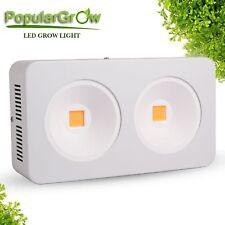 400w COB Reflector LED Grow Light Full Spectrum Indoor Hydro veg Plants Growth