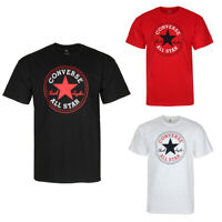 Converse Men's Short Sleeve Chuck Taylor All Star T-Shirt