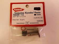 KYOSHO - STARTER SHAFT (GXR 28) - Model # 74025-13
