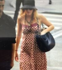 "Juicy Couture Rare Paisley Maxi ""Martinique "" Dress 6 Blake Lively Euc"