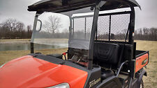"1/4"" Bolt-On Lexan Polycarbonate Windshield for Kubota RTV-X900, X1120 and X1140"