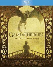 Game of Thrones  Season 5 [Bluray] [Region Free] [DVD]