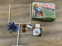 Vintage 70's Schaper Super Jock Super Toe Football Kicking Game/Original Box