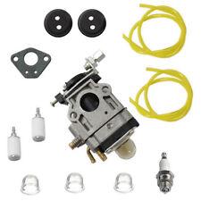 Carburetor & Spark Plug For RedMax EB7000 EB7001 EB4300 EB4400 BACKPACK BLOWER