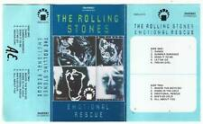 The Rolling Stones - Emotional Rescue - IMD 8630 - Muy raro - Cassette