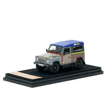 Almost real 1/43 PAUL SMITH EDITION 2015 LAND ROVER DEFENDER 90 DIECAST CAR