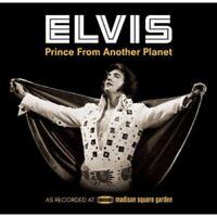 ELVIS PRESLEY - ELVIS: PRINCE FROM ANOTHER PLANET (DELUXE VERSION)  2 CD+DVD  NE