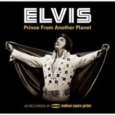 ELVIS PRESLEY - ELVIS: PRINCE FROM ANOTHER PLANET (DELUXE VERSION)  2 CD+DVD  NE