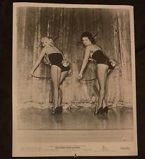 Marilyn Monroe Original Frank Powolny Stamped 1953 Gentlemen Prefer Blonds!