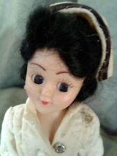 Vintage Little ~ Nurse Doll