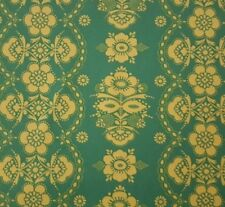 Color Brigade BTY Jennifer Paganelli FreeSpirit McLisa Green Citrine Damask