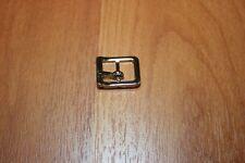 Accessoire Maroquinerie 2 Fermoirs boucle de sac Nickel 18 x 22mm avec ardillon