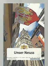LUDGER BATEN : UNSER NEUSS - STADTFÜHRER * RHEINISCHE POST (FL204)