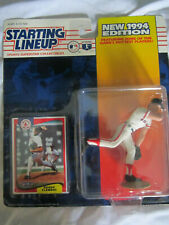 ROGER CLEMENS, BOSTON RED SOX, STARTING LINE UP