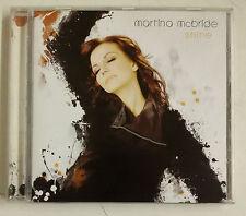 Martina McBride Shine CD UK 2009