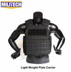 Portador placas Asalto combate militar Chaleco táctico Desgaste excesivo policía