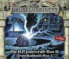 Gruselkabinett-Box 5 von Howard Ph. Lovecraft (2017)