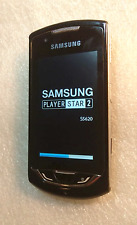 Téléphone Smartphone Samsung Player Star 2 - (GT-S5620) noir débloqué