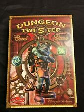 Dungeon Twister - The Card Game (No Shrink, Never Played)