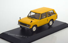 RANGE ROVER 3.5 1970 YELLOW RHD YOUNGTIMER CLASSIC 217476 1/43 LAND JAUNE GELB