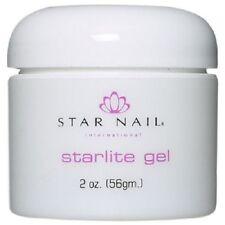 Star Nail Starlite Builder UV Gel  Thick Clear 2 oz (56 gm)