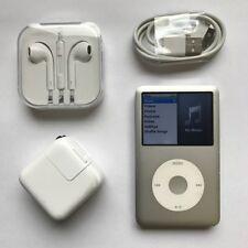 512GB iPod Classic 7th Generation Silver SSD Flash Drive Upgraded 160GB/500GB