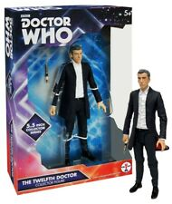 Doctor Who 12th Doctor in White Shirt Figure