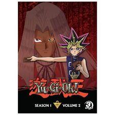 Yu-Gi-Oh: Season 1, Vol. 2 (DVD, 2013, 3-Disc Set)