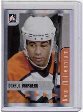 DONALD BRASHEAR 11/12 ITG Broad Street Boys Base Card #72 Philadelphia Flyers SP