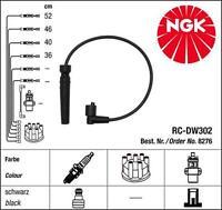 NGK IGNITION LEADS CABLES CHEVROLET AVEO KALOS DAEWOO NUBIRA LANOS 1.4 1.6 16V