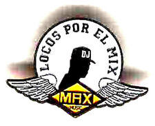 "PIN - BADGET ""LOCOS POR EL MIX"" (MAX MUSIC PROMO COLLECTING*COLECIONISMO) NUEVO"
