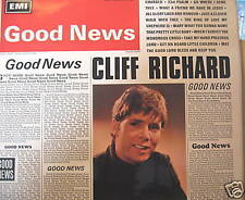 CLIFF RICHARDGood news OCTOBER 1967