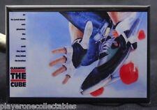 """Gleaming the Cube Movie Poster 2"""" X 3"""" Fridge / Locker Magnet. Christian Slater"""