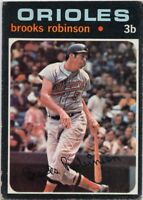 1971 Topps #300 Brooks Robinson VG-VGEX Baltimore Orioles FREE SHIPPING