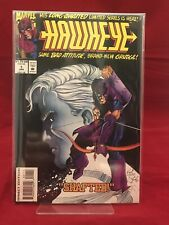 Hawkeye #1 1993 Marvel Comics Shafted Avengers
