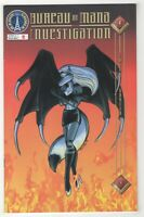 Bureau of Mana Investigation #2 (Mar 2002, Radio Comix) Print Run 2,000 copies w