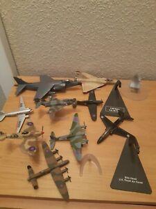 Corgi Diecast Model Aircraft Lot