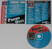 Nsync, Marc Anthony, Jennifer Lopez, Will Smith, Train, Mr Big - U.S promo cd