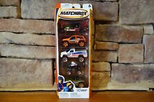 Matchbox Jeep and Dodge Vehicles 5 Pack H4107 Model Year 2005 Collection