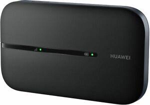 Huawei E5576-320 150 Mbps Mobiler Hotspot - Schwarz (51071RYP)