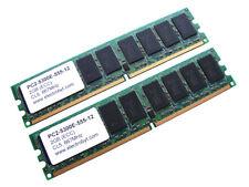 Electrobyt PC2-5300E-555-12 4GB (2x2GB Kit) 667MHz 2Rx8 DDR2 ECC Server Memory