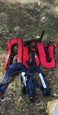 5X150N Adult Life Jacket Automatic Inflatable Sailing Boating Canoeing Kayaking