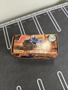 Matchbox Chevy / Holden Colorado Xtreme in Blue - Power Grab Box