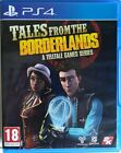 Tales From The Borderlands A Telltale Games Series. Ps4. Fisico. Pal España