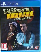 Tales From The Borderlands A Telltale Games Series. Ps4. Fisico. Pal Es